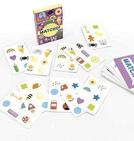 Floss & Rock Matcho Card Game