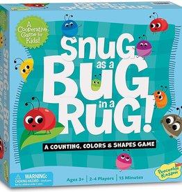Peaceable Kingdom Peaceable Kingdom Snug as a Bug in a Rug Board Game