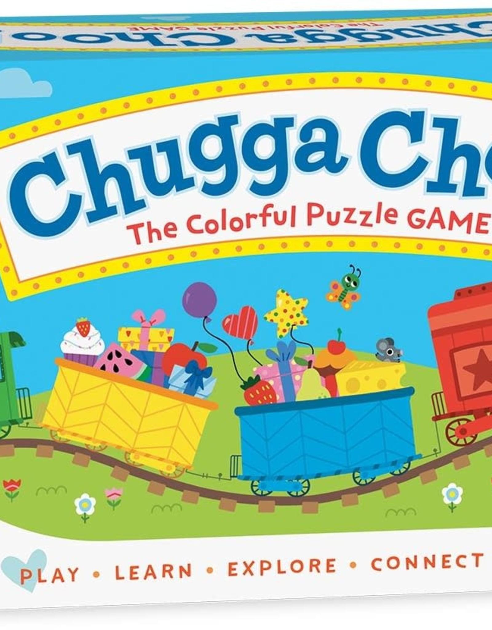 Peaceable Kingdom Chugga Choo Game
