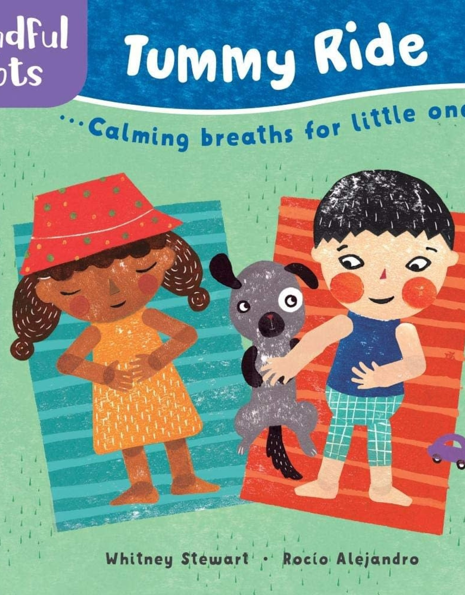 Barefoot Books Mindful Tots: Tummy Ride
