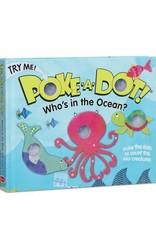 Melissa & Doug Melissa & Doug Poke-A-Dot - Who's In The Ocean?