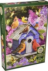 Cobble Hill Puzzles Spring Birdhouse - 1000pc
