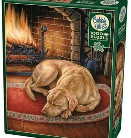 Cobble Hill Puzzles Home is Where the Dog Is - 1000 pc