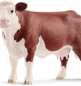 Schleich Schleich Farm World - Hereford Cow
