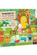 Petit Collage Magnetic Scene Treehouse Party