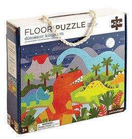 Petit Collage Dinosaur Kingdom Floor Puzzle - 24 pc