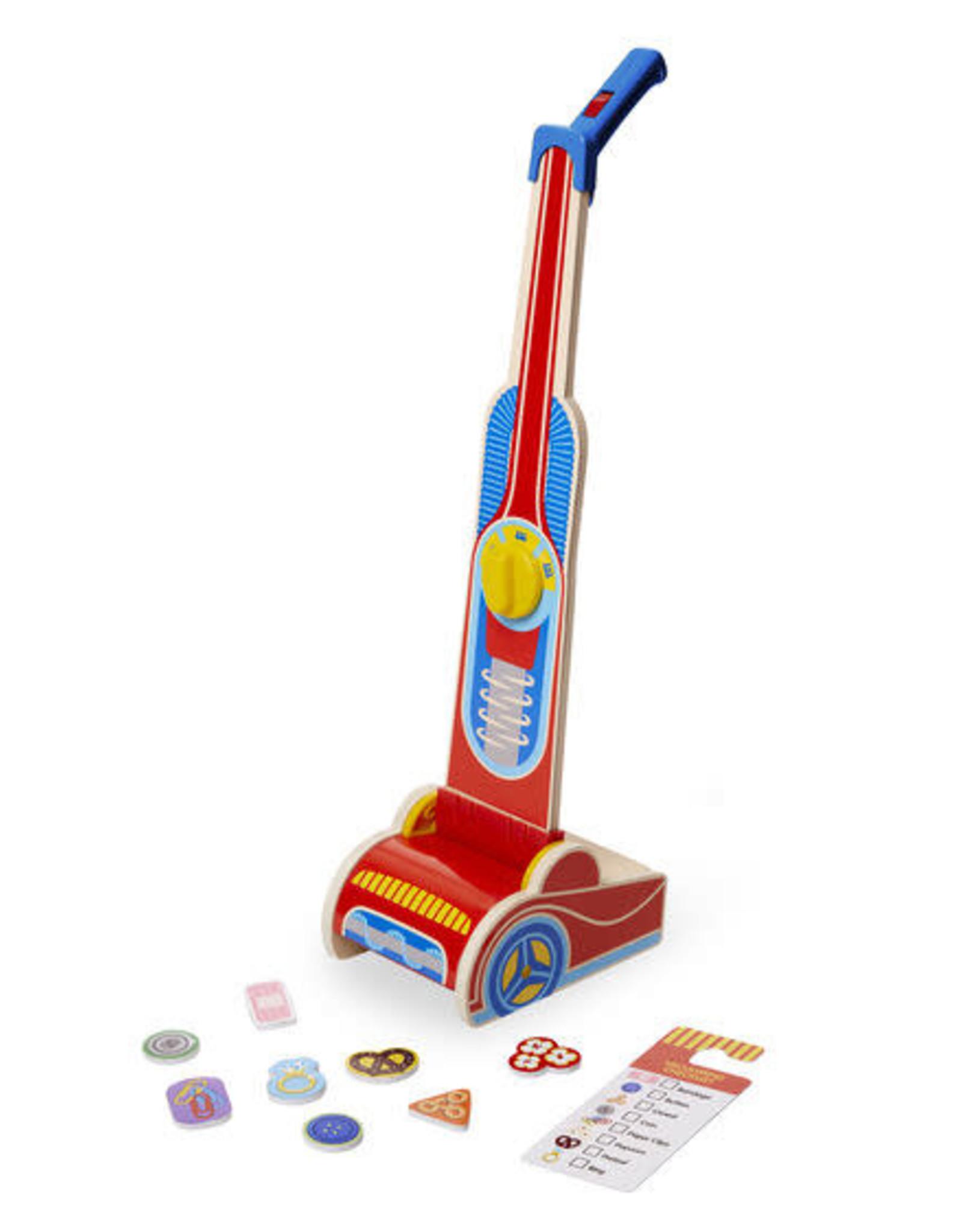 Melissa & Doug Melissa & Doug Vacuum Cleaner Play Set