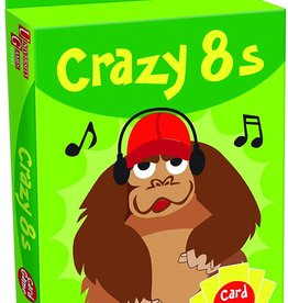 University Games Crazy 8's Card Game