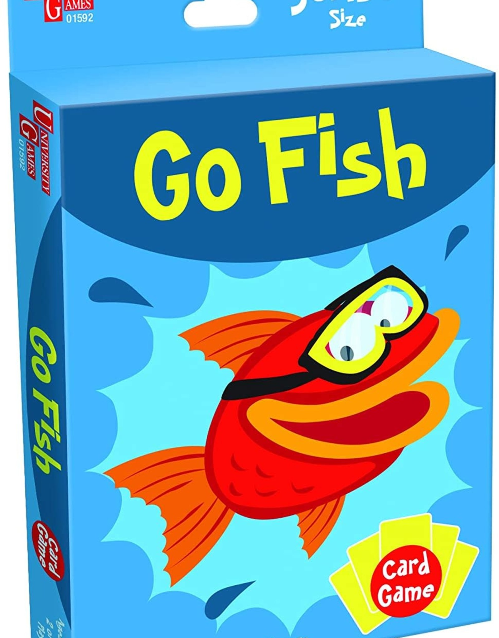 University Games Go Fish Card Game