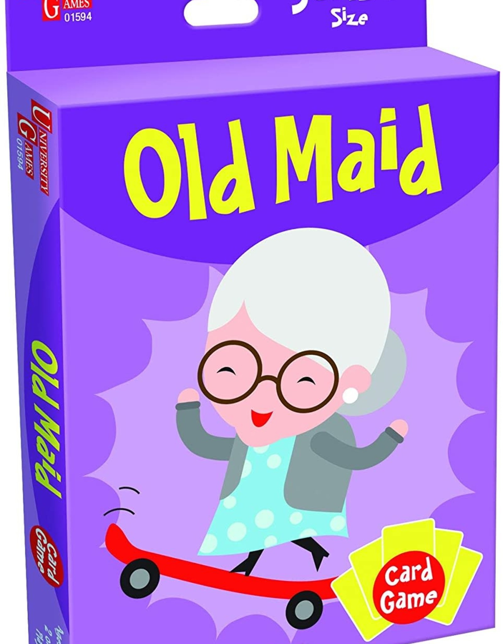 University Games Old Maid Card Game