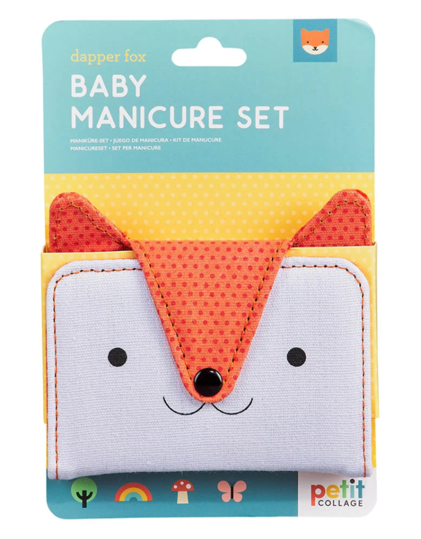 Petit Collage Baby Manicure Set