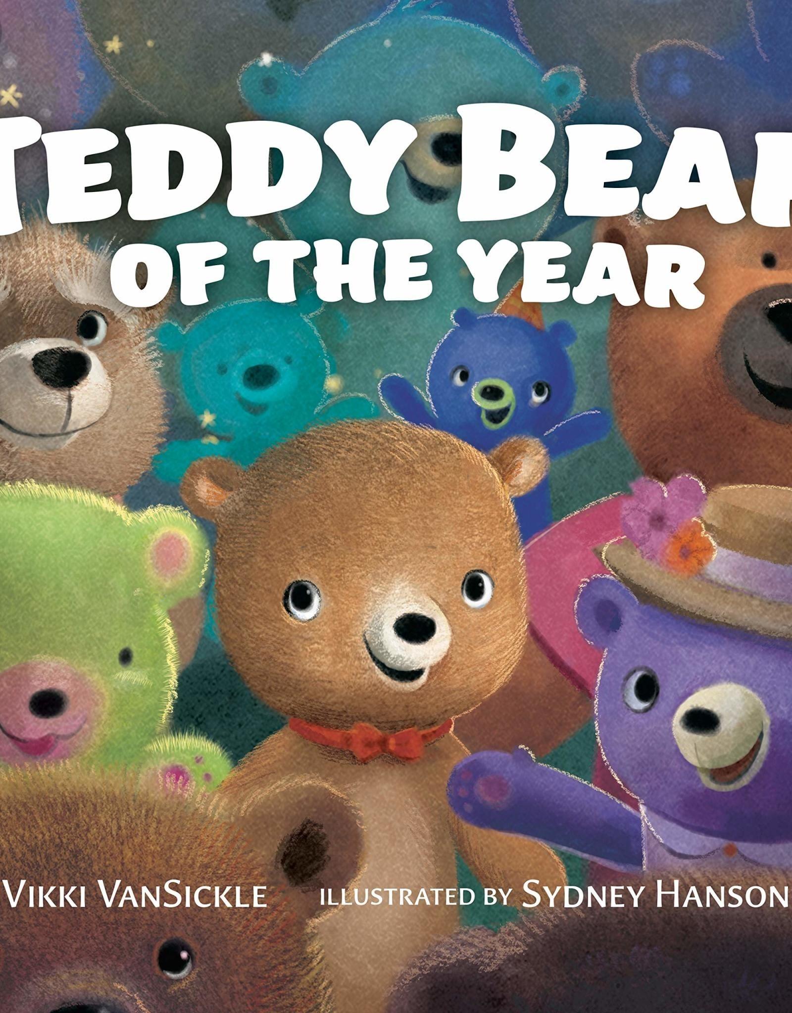 Penguin Random House Teddy Bear of the Year