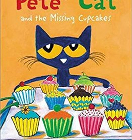 HarperCollins Pete the Cat and the Missing Cupcakes