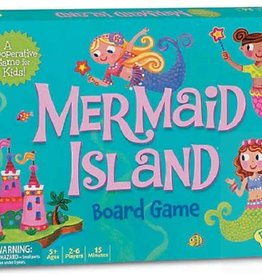 Peaceable Kingdom Mermaid Island Game
