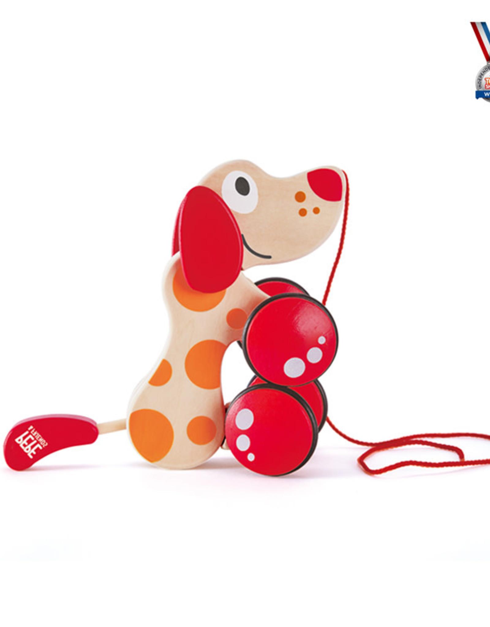 Hape Toys Pepe Pull Along
