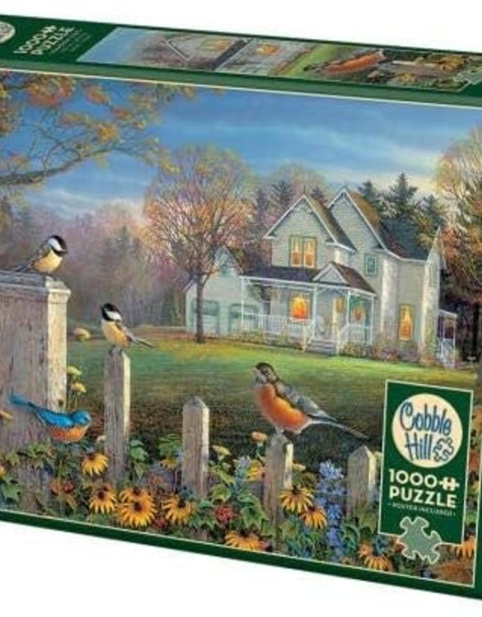 Cobble Hill Puzzles Evening Birds -1000pc