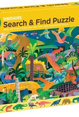 Mudpuppy Search & Find Puzzle - Dinosaurs