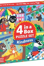 Estelle Gifts Kindness 4-in-a-Box Progressive Puzzle