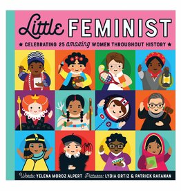 Mudpuppy Little Feminist Picture Book