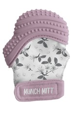 Malarkey Kids Malarkey Kids Munch Mitt - Lilac Bloom
