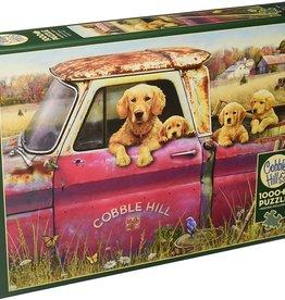 Cobble Hill Puzzles Cobble Hill Farm - 1000 pc Puzzle