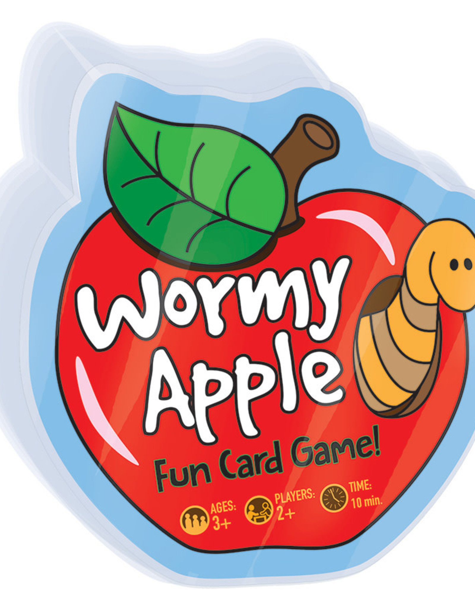 Outset Media Wormy Apple
