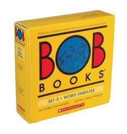 Scholastic Bob Books: Word Families