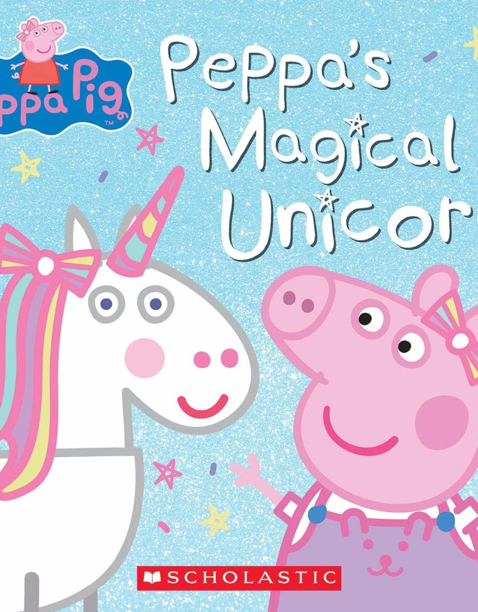 Scholastic Peppa's Magical Unicorn