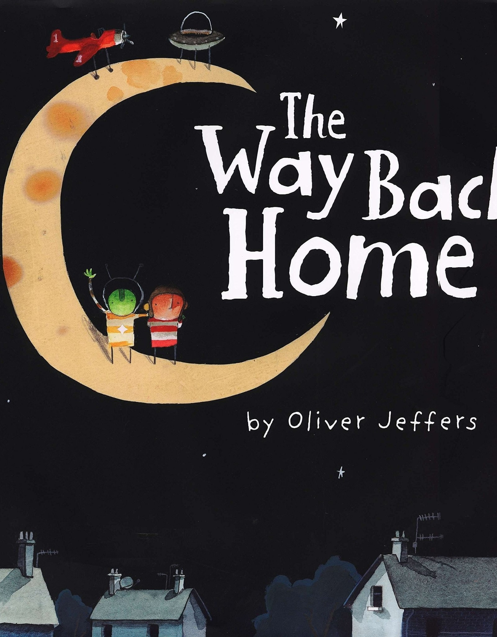 HarperCollins The Way Back Home