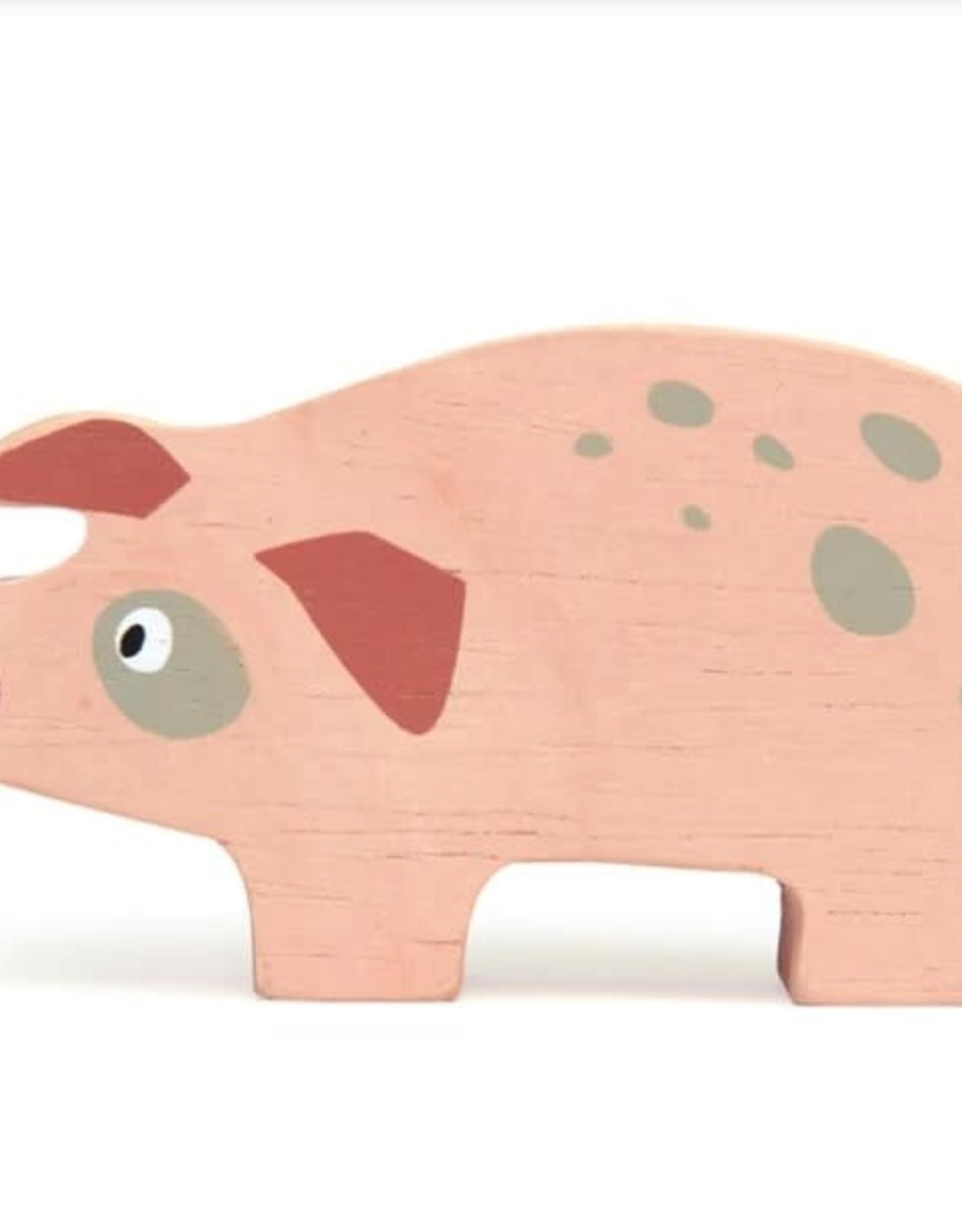 Tender Leaf Toys Tender Leaf Wooden Pig