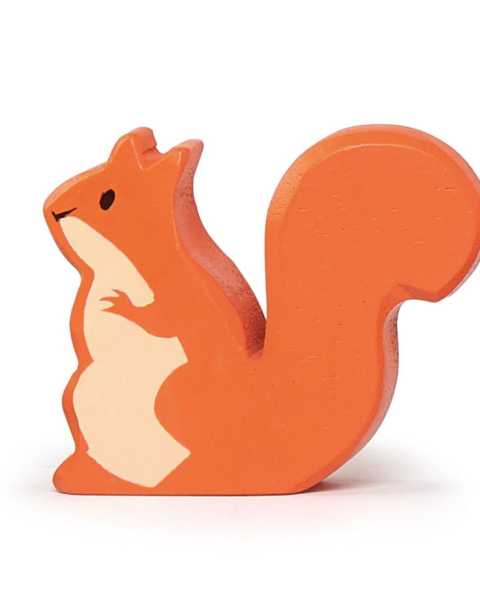 Tender Leaf Toys Tender Leaf Wooden Red Squirrel