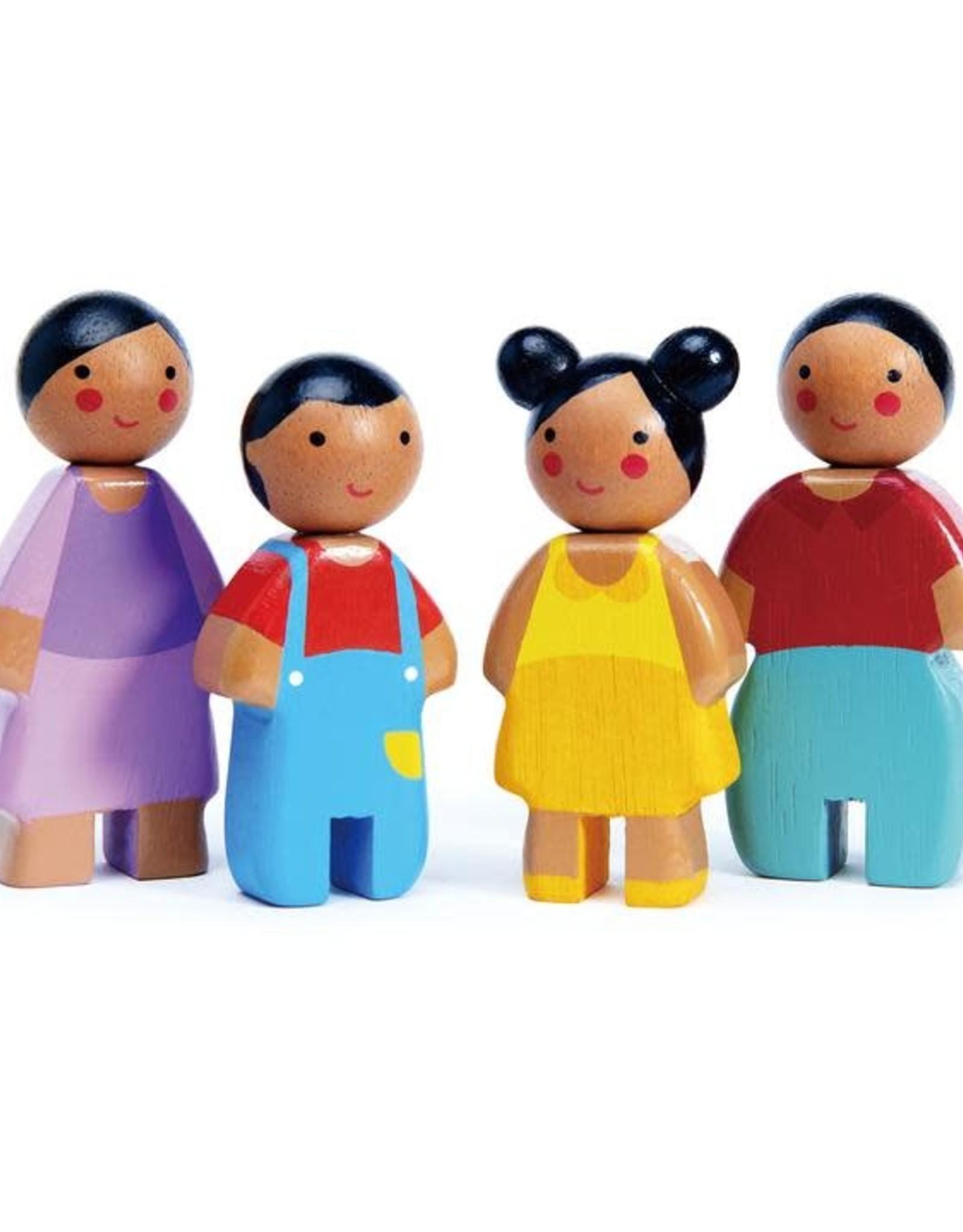 Tender Leaf Toys Sunny Doll Family Wooden Dolls