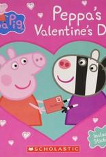 Scholastic Peppa's Valentine's Day