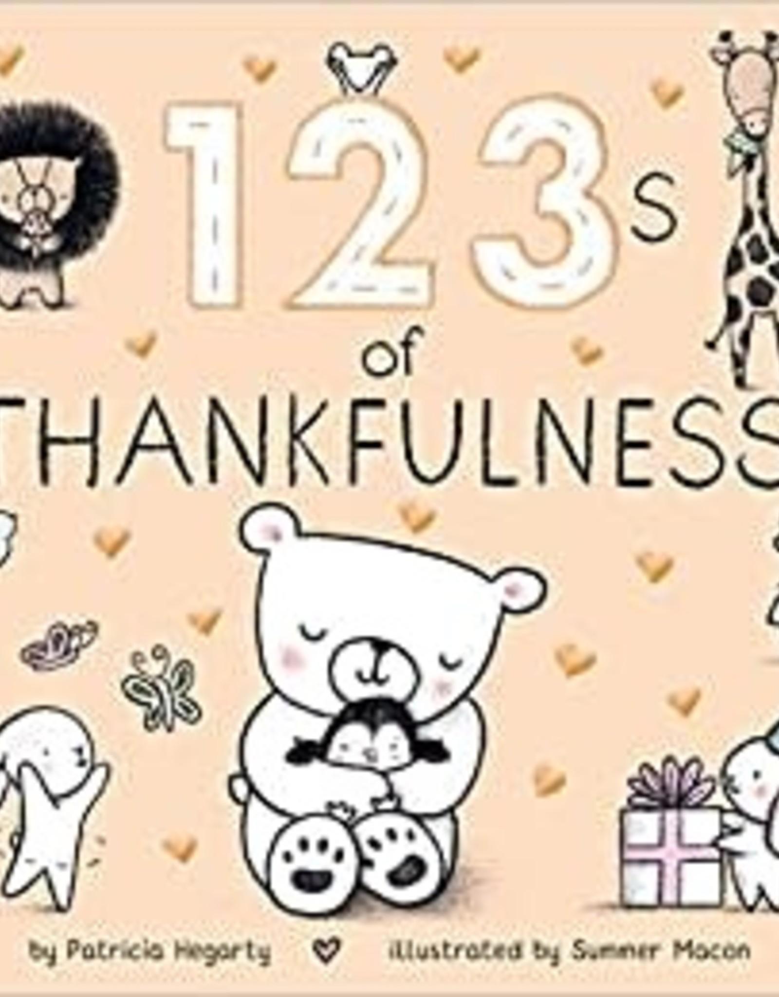 Penguin Random House 123s of Thankfulness
