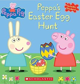 Scholastic Peppa's Easter Egg Hunt