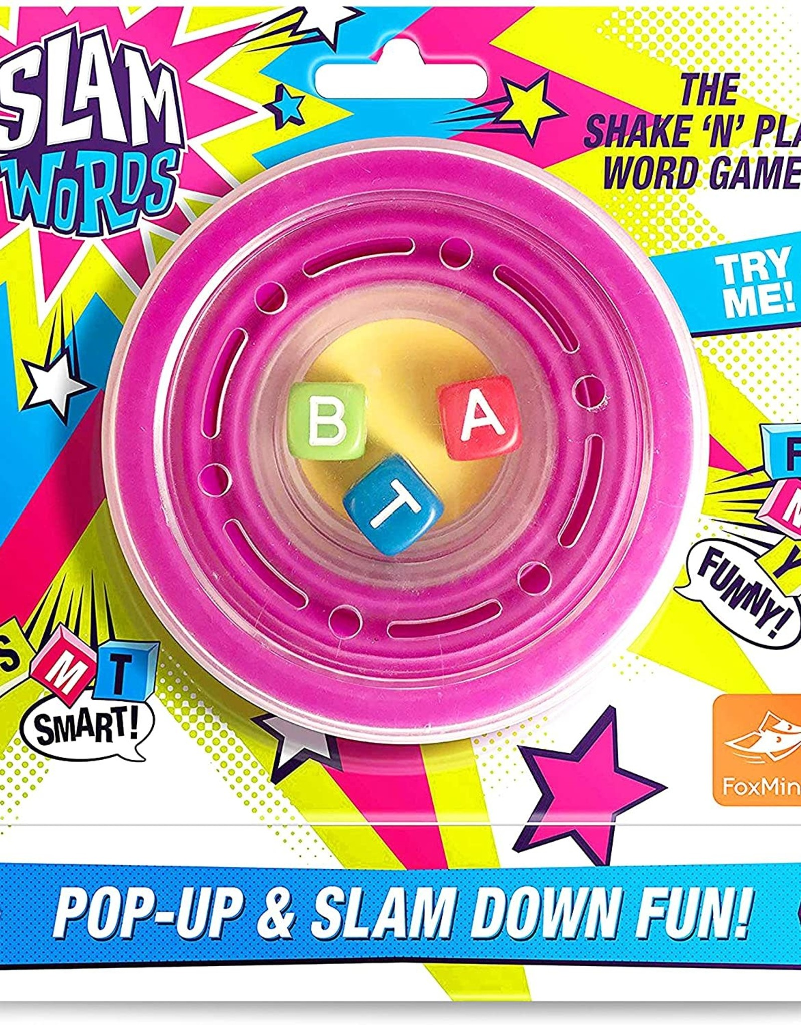 Foxmind Slam Words Game