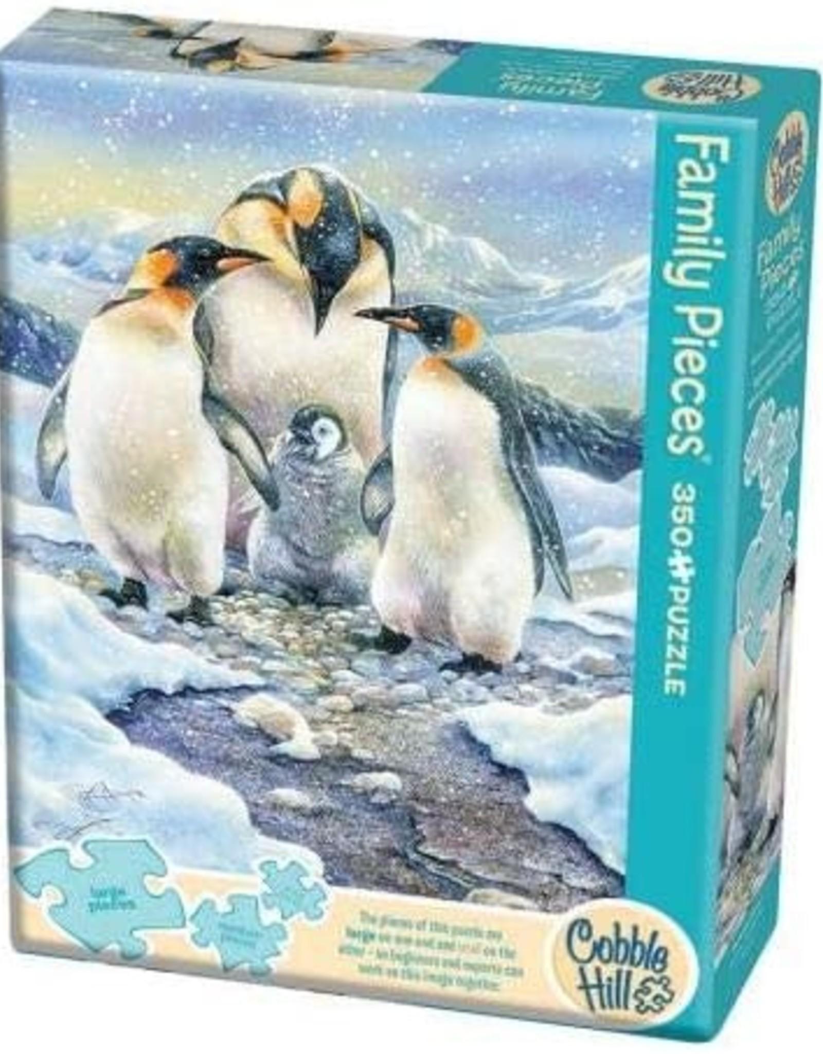 Cobble Hill Puzzles Penguin Family 350 piece puzzle - Family