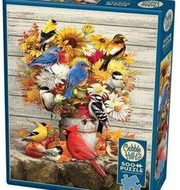 Cobble Hill Puzzles Fall Harvest - 500 pc puzzle