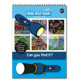 Like OMG Hide and Seek Fun Activity Book