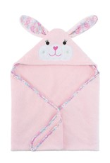 Zoocchini Baby Hooded Towel - Bunny