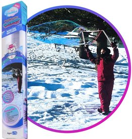 South Beach Bubbles WOWMAZING Winter Giant Bubble Wand & Concentrate Kit