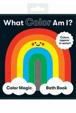 Mudpuppy What Color Am I? Magic Bath Book