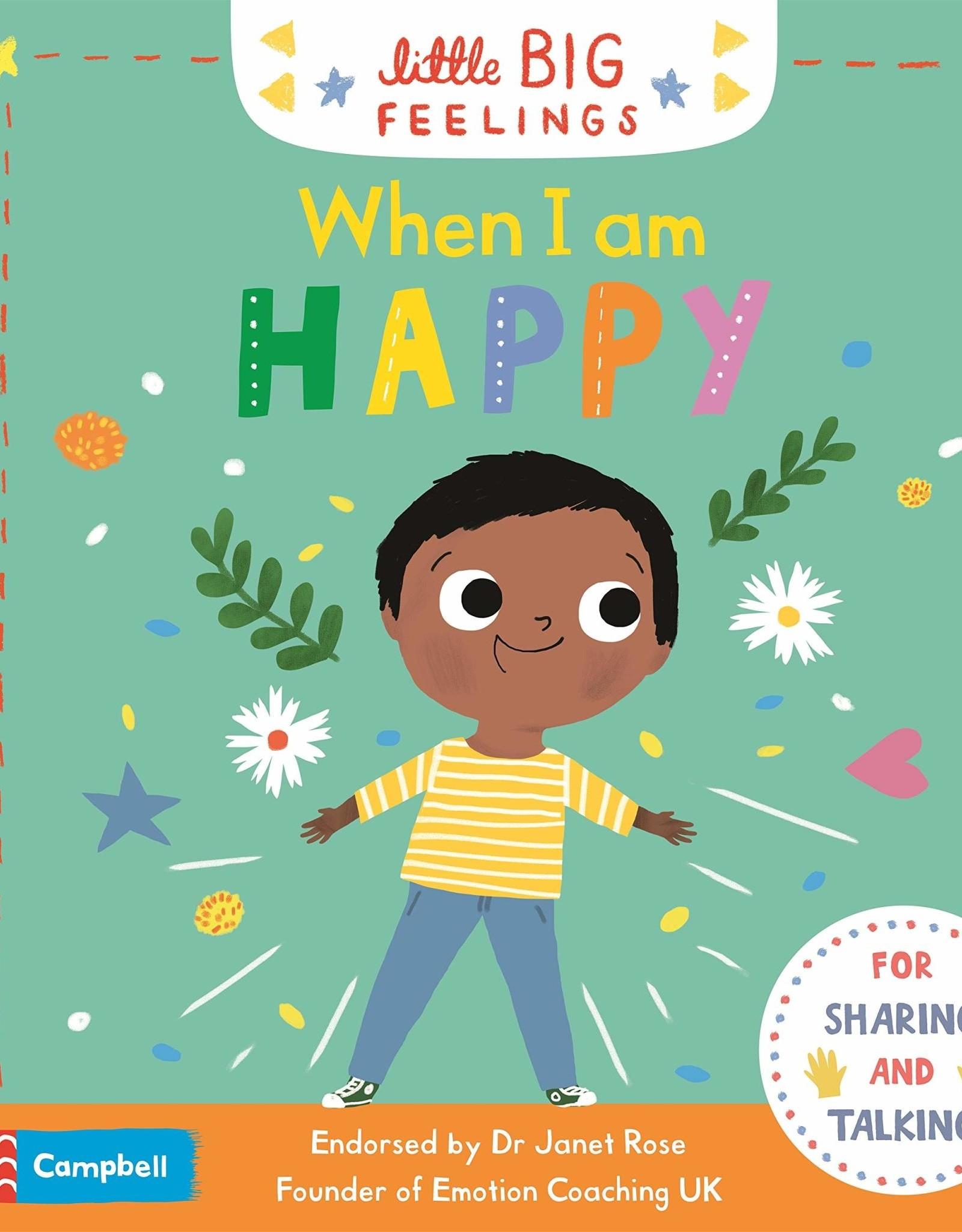Little Big Feelings: When I Am Happy