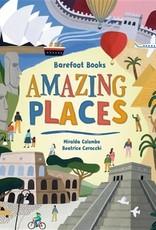 Barefoot Books Amazing Places (Hardcover)