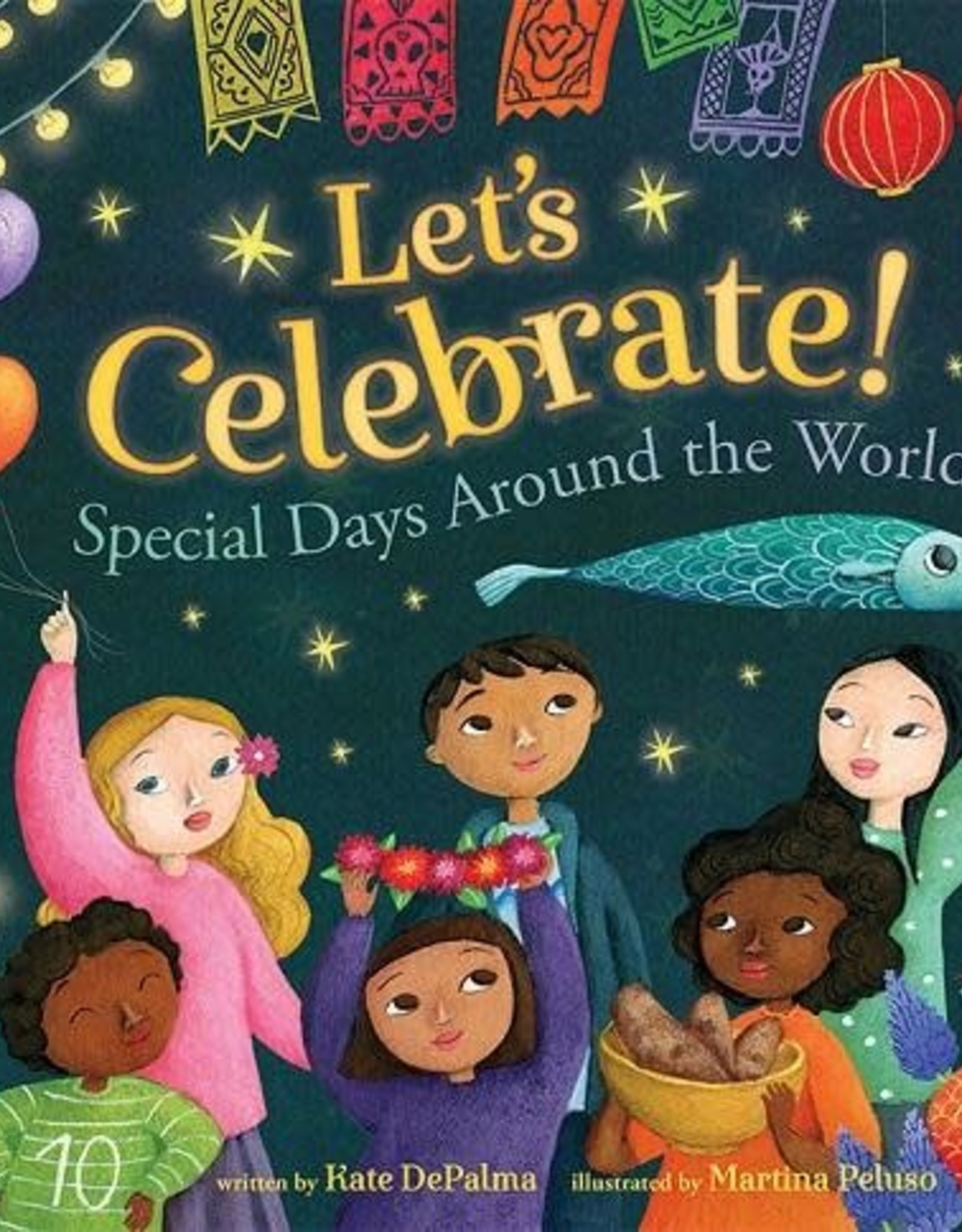 Barefoot Books Let's Celebrate! (Hardcover)