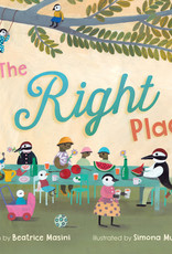 Barefoot Books The Right Place (Hardcover)