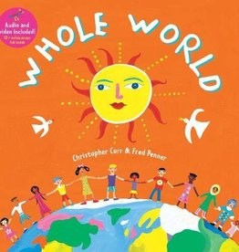 Barefoot Books Whole World (Paperback with CD)