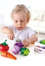 Hape Toys Garden Vegetables Wooden Cooking