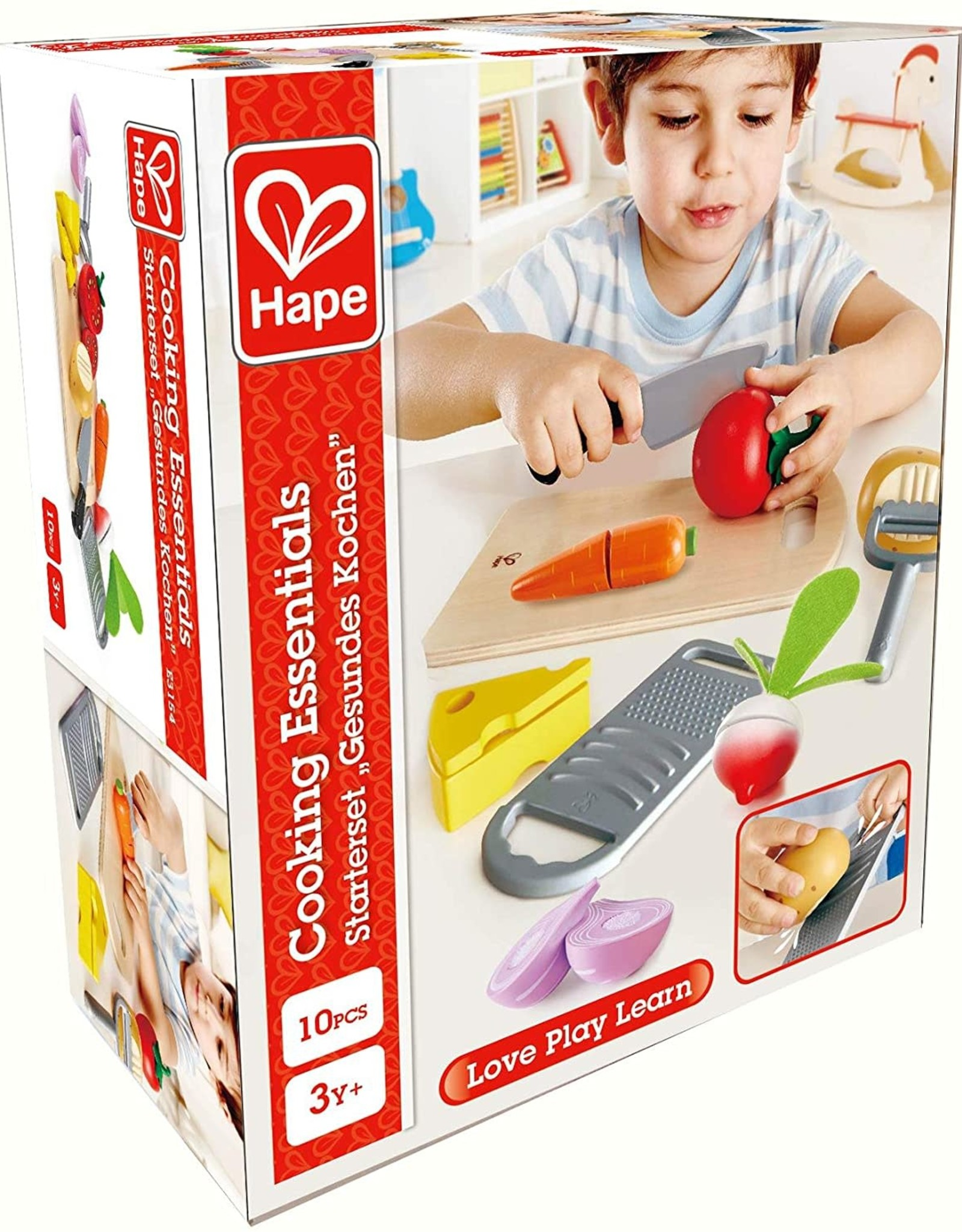 Hape Toys Cooking Essentials Play Food