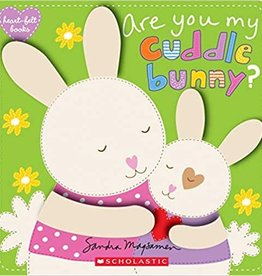 Scholastic Are You My Cuddle Bunny?